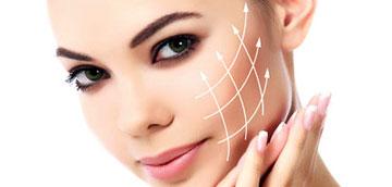 Schönheitschirurg für Facelifting